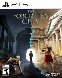 Forgotten City, The Box Art
