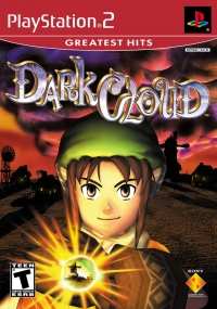 Dark Cloud - Greatest Hits Box Art