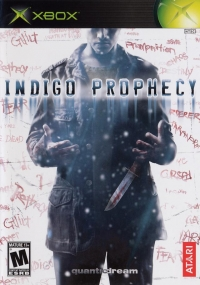 Indigo Prophecy Box Art