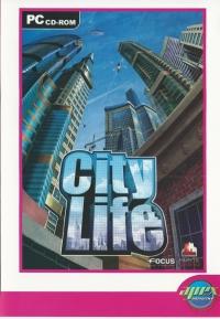 City Life [ZA] Box Art
