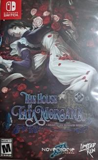 House in Fata Morgana, The - Dreams of the Revenants Edition Box Art