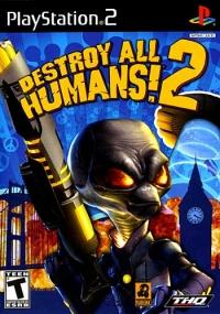 Destroy All Humans! 2 Box Art