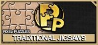 Pixel Puzzles Traditional Jigsaws Box Art