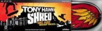 Tony Hawk: Shred (Game and Wireless Board Controller) Box Art