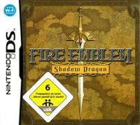 Fire Emblem: Shadow Dragon [DE] Box Art