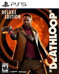 Deathloop - Deluxe Edition Box Art