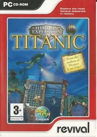 Hidden Expedition: Titanic - Revival Box Art