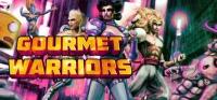 Gourmet Warriors Box Art
