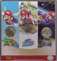 Super Mario 3D All-Stars Collectible Coin Set Box Art