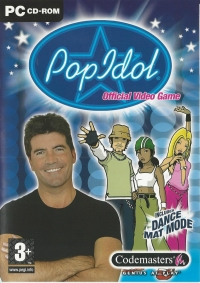Pop Idol Box Art