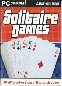 Solitaire Games Box Art