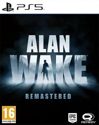 Alan Wake Remastered Box Art