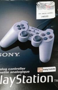 Sony Analog Controller SCPH-1180 U Box Art