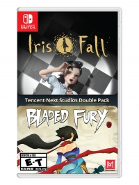 Iris Fall / Bladed Fury Box Art