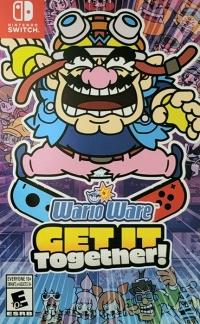 WarioWare: Get It Together! [CA] Box Art