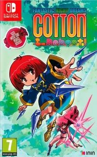 Cotton Reboot! [UK] Box Art