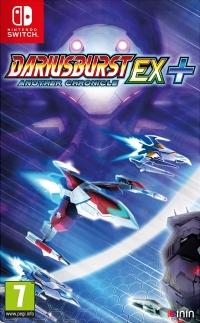 Dariusburst: Another Chronicle EX+ Box Art