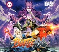 Battle Axe Original Soundtrack Box Art