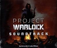 Project Warlock Soundtrack Box Art