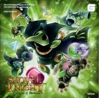 Shovel Knight: Plague of Shadows: The Definitive Soundtrack Box Art
