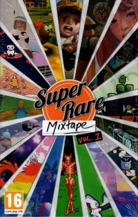 Super Rare Mixtape Vol. 1 Box Art