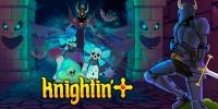 Knightin'+ Box Art