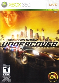 Need for Speed: Undercover [CA] Box Art