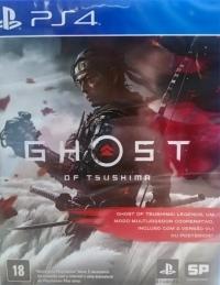 Ghost of Tsushima (3003176-AC_R2) Box Art