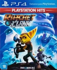 Ratchet & Clank - PlayStation Hits (Revenda Proibida / 3005926-AC) Box Art