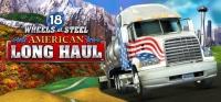 18 Wheels of Steel: American Long Haul Box Art