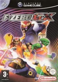 F-Zero GX Box Art