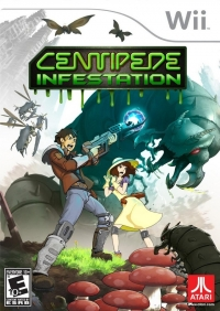Centipede: Infestation Box Art