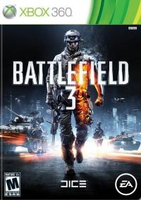 Battlefield 3 Box Art