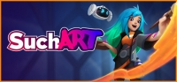SuchArt: Genius Artist Simulator Box Art