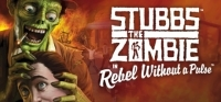 Stubbs the Zombie in Rebel Without a Pulse Box Art