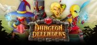 Dungeon Defenders Box Art