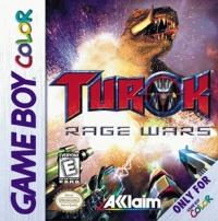 Turok: Rage Wars Box Art