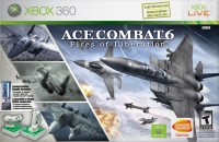Ace Combat 6: Fires of Liberation - Limited Edition Bundle Box Art