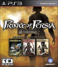 Prince of Persia Trilogy Box Art