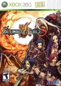 Spectral Force 3 Box Art