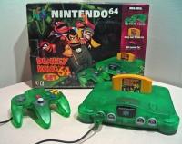 Nintendo 64 - Donkey Kong 64 Set [NA] Box Art