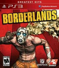 Borderlands - Greatest Hits Box Art
