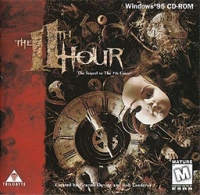 11th Hour, The (Jewel case release) Box Art