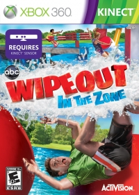 Wipeout: In The Zone Box Art