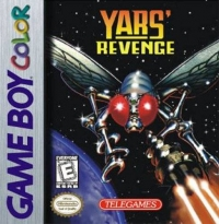 Yars' Revenge Box Art