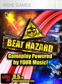 Beat Hazard Box Art