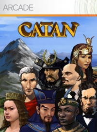 Catan Box Art