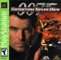 007: Tomorrow Never Dies - Greatest Hits Box Art