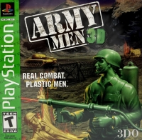 Army Men 3D - Greatest Hits Box Art