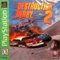 Destruction Derby 2 - Greatest Hits Box Art